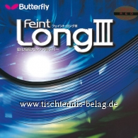 Butterfly Feint Long III
