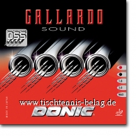 Donic Gallardo Sound