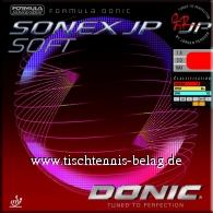 Donic Sonex JP Soft