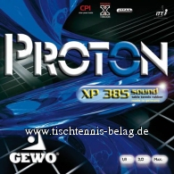 GEWO Proton XP 385 sound