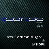 Stiga Carbo Sound