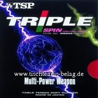 TSP Triple Spin
